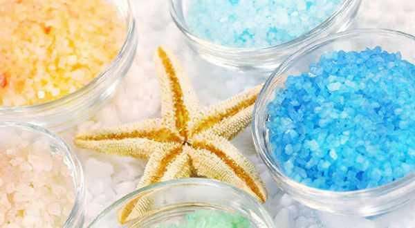 Чем полезна для здоровья ванна с морской солью