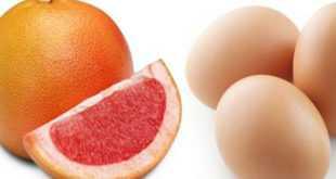 Диета-грейпфрутовая-с-яйцом